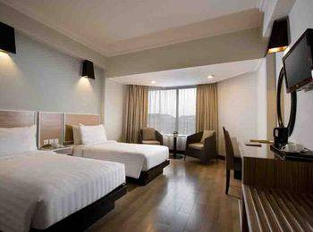 Hotel Santika Premiere Jogja - Executive Room Twin Regular Plan