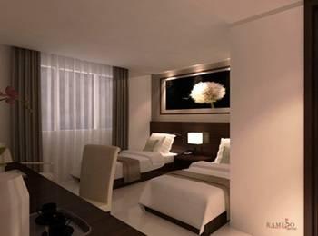 Ramedo Hotel Makassar - Superior - With Breakfast  Regular Plan