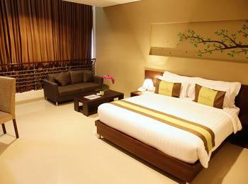 Ramedo Hotel Makassar - Deluxe + Free Hi Tea Super Sale Promo