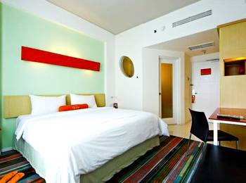 HARRIS Hotel Bandung - HARRIS Room With Breakfast Early Bird 14 Days