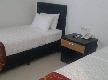 Grand Populer Hotel Makassar - Kamar Superior Regular Plan