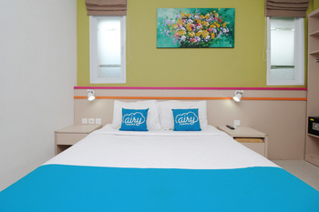 Airy Legian Benesari Gang Adi Darma 168 Kuta Bali - Superior Double Room Only Regular Plan
