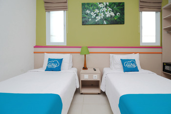 Airy Legian Benesari Gang Adi Darma 168 Kuta Bali - Superior Twin Room Only Regular Plan