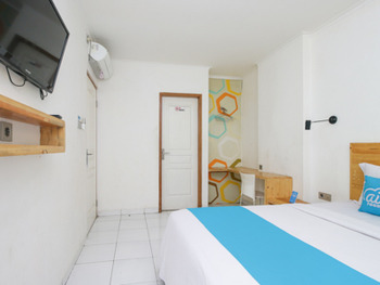 Airy Eco Kebon Jati H Basar 61 Bandung - Deluxe Double Room Only PEGI_Nov_21