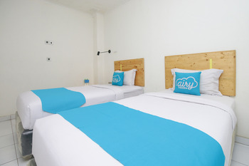 Airy Eco Kebon Jati H Basar 61 Bandung - Deluxe Twin Room Only Regular Plan