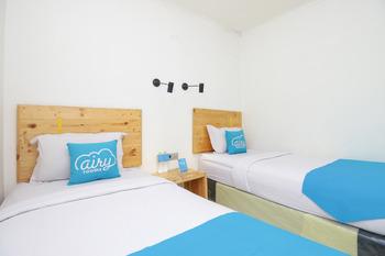 Airy Eco Kebon Jati H Basar 61 Bandung - Standard Twin Room Only Regular Plan