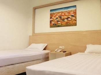 Hotel Paramount Makassar Makassar - Standard Twin Room Regular Plan