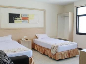 Hotel Paramount Makassar Makassar - Deluxe Twin Room Regular Plan