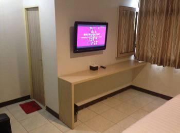 Hotel Paramount Makassar Makassar - Deluxe Double Room Regular Plan