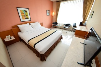 Hotel Nyland Pasteur - Deluxe Balcony Double Room Only Regular Plan