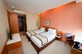 Hotel Nyland Pasteur - Deluxe Balcony Twin Room Only Regular Plan