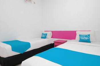 Airy Eco Tanjung Datuk 241 Pekanbaru Pekanbaru - Executive Twin Room with Breakfast Pegipegi Special Promotion 15
