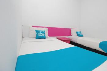 Airy Eco Tanjung Datuk 241 Pekanbaru Pekanbaru - Executive Twin Room Only Special Promo Feb 5
