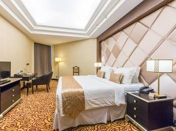 Wyndham Surabaya Surabaya - Junior Suite Room Only Regular Plan