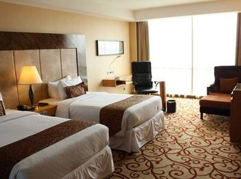 Wyndham Surabaya Surabaya - Deluxe Twin Room Only Stay Close