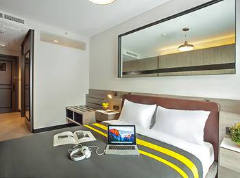 Rooms Inc Hotel Semarang - Superior Room Non Smoking Regular Plan