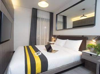 Rooms Inc Hotel Semarang - Standard Room Non Smoking Regular Plan