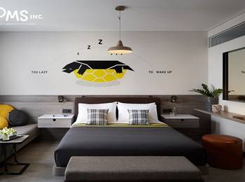 Rooms Inc Hotel Semarang - Deluxe Room Only Non Smoking DOTD 20%/11-21