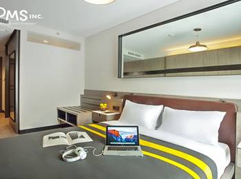 Rooms Inc Hotel Semarang - Standard Room Only - Non Smoking Regular Plan