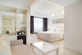 Four Points By Sheraton Bandung Bandung - Deluxe Room Only Regular Plan