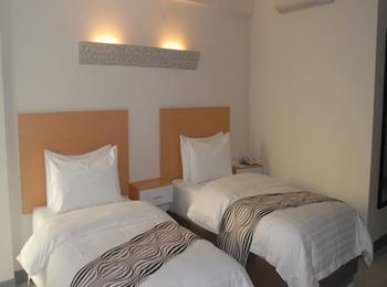 Orinko City Medan - Deluxe Twin Room Only Regular Plan