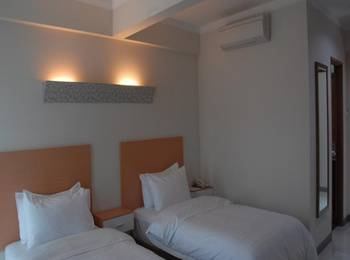 Orinko City Medan - Superior Twin Room Only Regular Plan