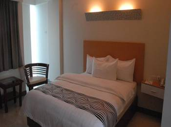 Orinko City Medan - Deluxe Double Room Only Regular Plan