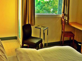 Orinko City Medan - Deluxe Double Or Twin Room Only Regular Plan