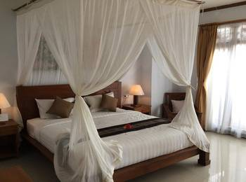 Budhi Ayu Villas Ubud Bali - Deluxe Double or Twin Room Basic Deal
