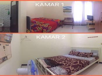 Yamur Homestay Syariah Malang - Family Room Regular Plan