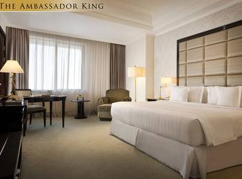 The Papandayan Hotel  Bandung - The Ambassador King Regular Plan