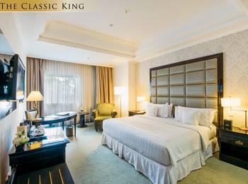 The Papandayan Hotel  Bandung - The Classic King Su-Mo
