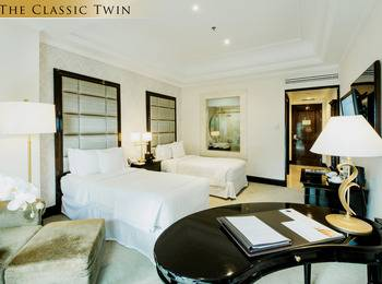 The Papandayan Hotel  Bandung - The Classic Twin Regular Plan