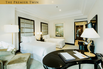 The Papandayan Hotel  Bandung - The Premier Twin (Room Only) Su-Mo