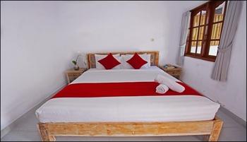 Nudel Beachside Room Bali - Double Room Breakfast with Private Bathroom Regular Plan