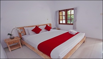 Nudel Beachside Room Bali - Double Room Only with Private Bathroom Regular Plan