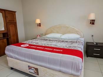 NIDA Rooms Candidasa Karang Asem Bali - Double Room Double Occupancy NIDA Fantastic Promo