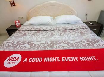 NIDA Rooms Candidasa Karang Asem Bali - Double Room Single Occupancy Special Promo