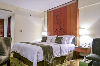 Grand Allison Jayapura - Deluxe Double Room Only Regular Plan