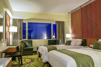 Grand Allison Jayapura - Deluxe Twin Room Only - Flash Sale Regular Plan