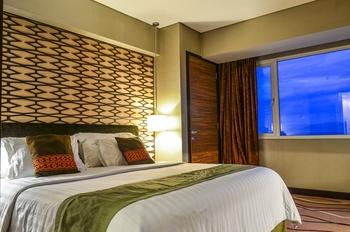 Grand Allison Jayapura - Suite Room Regular Plan