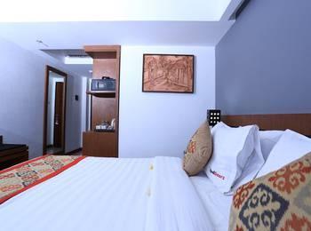 RedDoorz @Pangkung Sari Seminyak Bali - RedDoorz Room Regular Plan