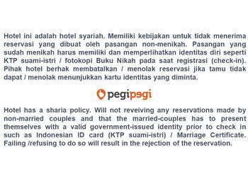 Grand Transit Hotel Syariah Medan - Studio Room Regular Plan
