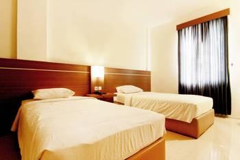 Hotel Alzara Syariah Yogyakarta - Budget Twin Room Super Last Minute Deal Promotion