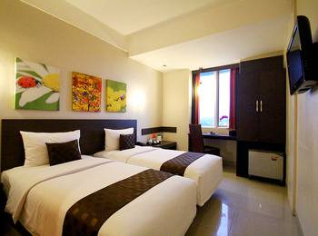 Solaris Hotel Malang - Standard King / Twin Room Only Regular Plan