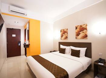 Solaris Hotel Malang - Standard Twin / King Regular Plan