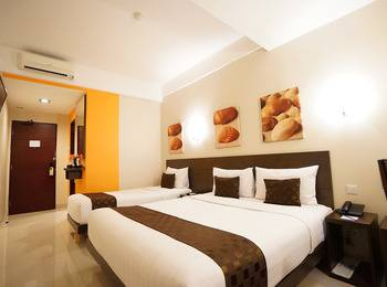 Solaris Hotel Malang - Family Room Hot Deal -10%