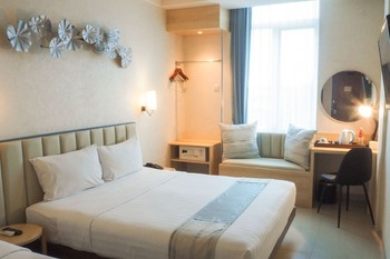 Solaris Hotel Malang - Family Room Only Promo Hepi