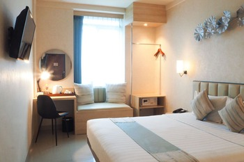 Solaris Hotel Malang - Standard King / Twin Room Only Promo Hepi