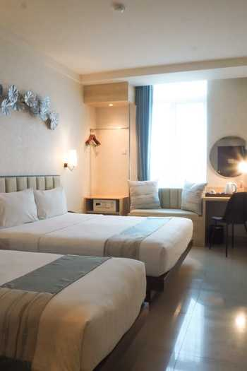 Solaris Hotel Malang - Standard Twin Room Only Promo PDKT